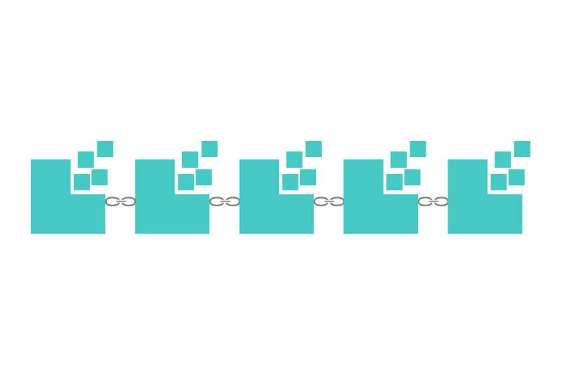 ブロックチェーン構造