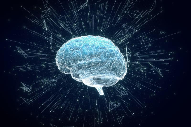 人工知能・ディープラーニングのイメージ