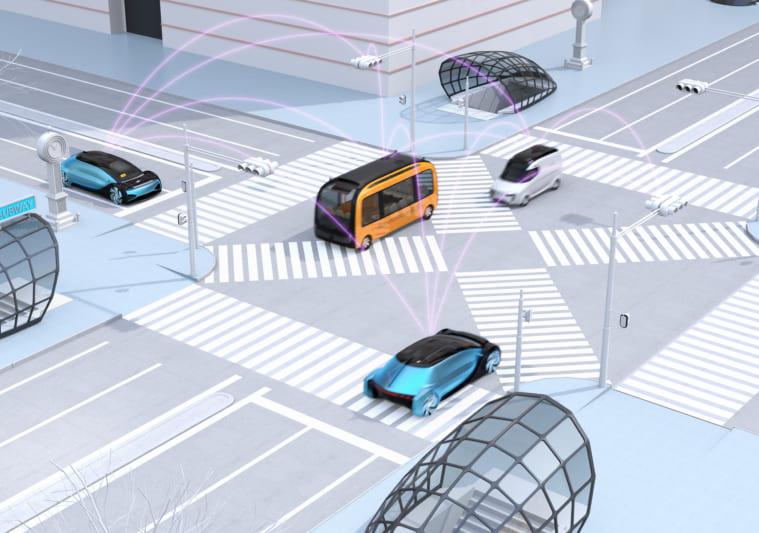 Smart Mobilityイメージ