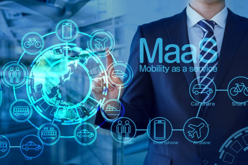 MaaS-移動手段サービス