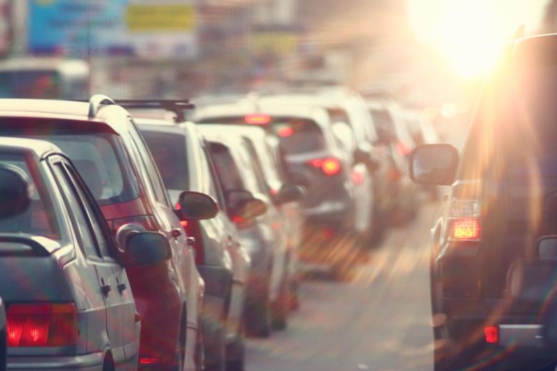Smart Mobilityが渋滞を解消