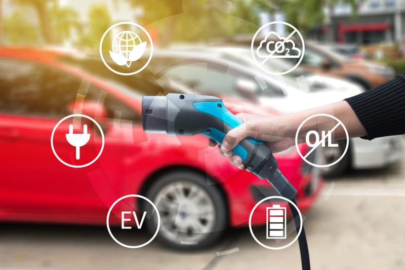 Smart Mobilityが温室効果ガスによる地球環境の負荷を解消