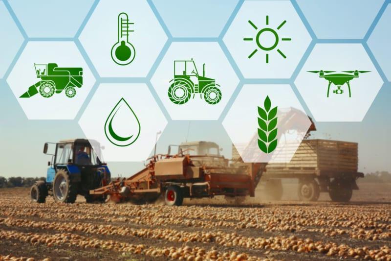 農業の改革を技術でサポート
