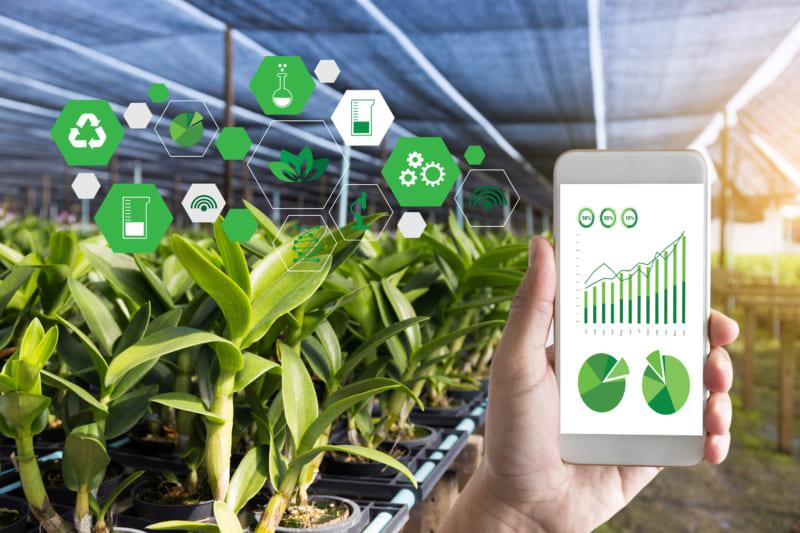 スマート農業:担い手のビジネスチャンスを拡大