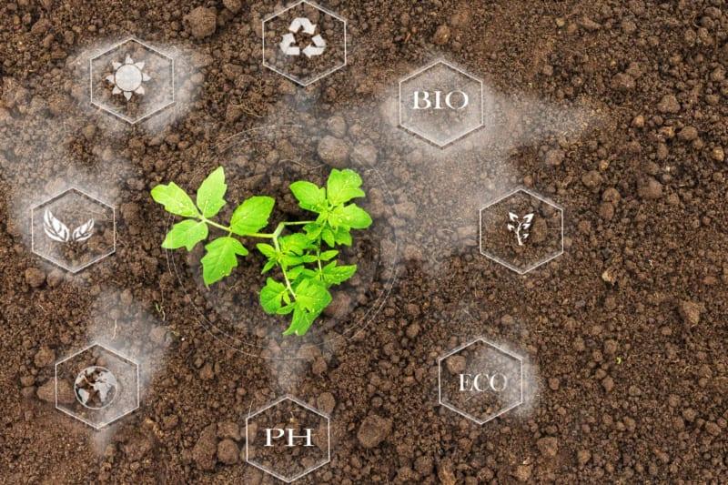 スマート農業:作物データや土壌分析データなど栽培の最適化