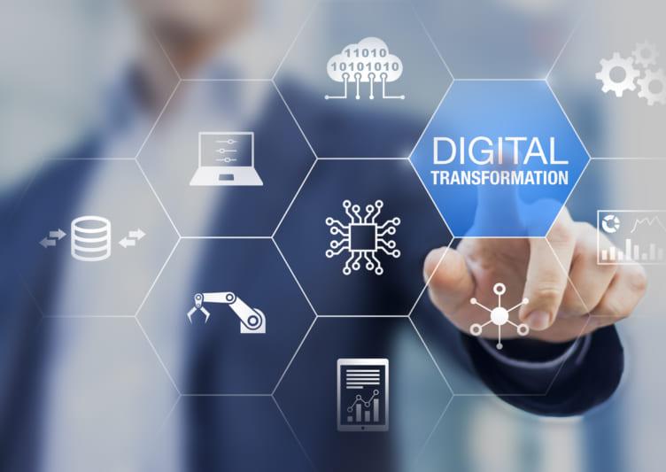 デジタル革命で変わる産業界