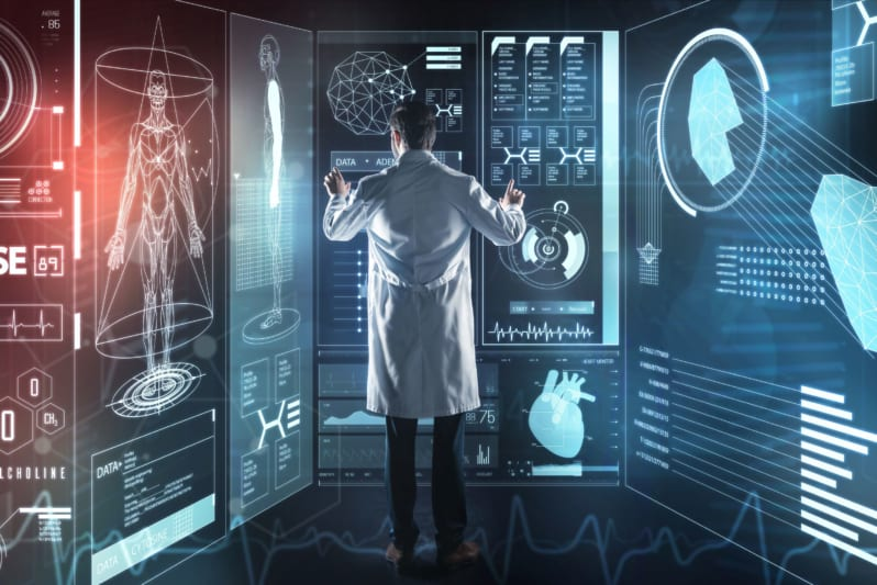 次の時代の医療を担う「スマートヘルスケア」