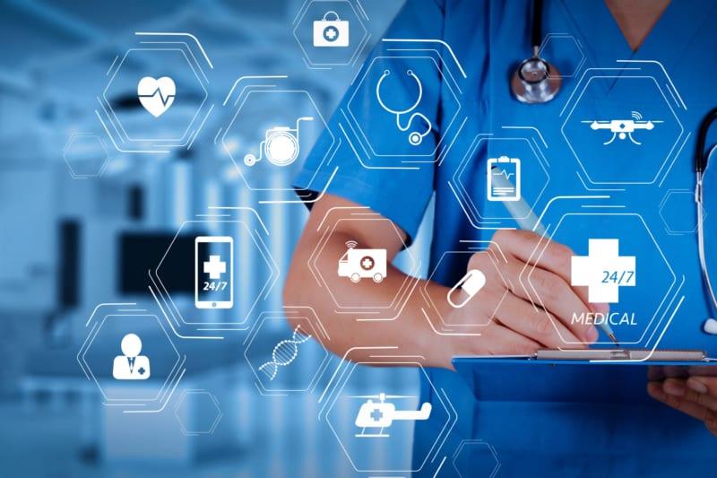ヘルステックで実現できる新しい医療のカタチ