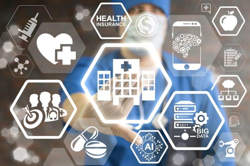 ヘルスケア市場に参入する巨大IT企業